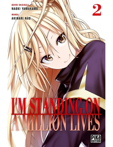 I M Standing On A Million Lives - Tome 02