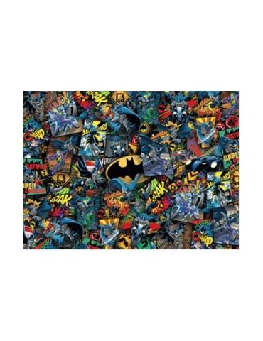 DC Comics - Impossible - puzzle Batman - (1000 pièces)