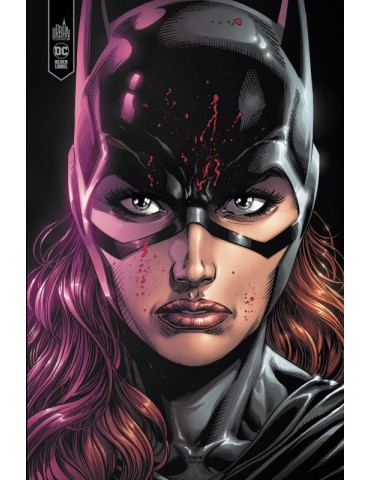 DC Black Label - Batman Trois Joker - Variant Batgirl