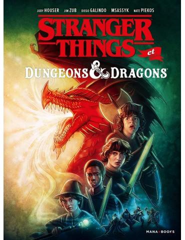 Stranger Things - Dungeons & Dragons