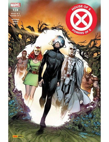 House of X / Powers of X - Tome 01