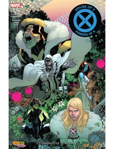 House of X / Powers of X - Tome 02