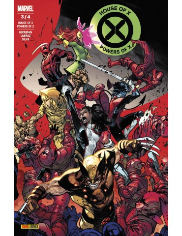 House of X / Powers of X - Tome 03