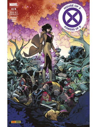 House of X / Powers of X - Tome 04