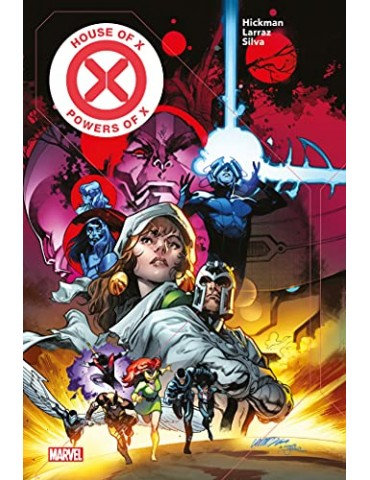 Marvel Deluxe - House of X / Powers of X - intégrale