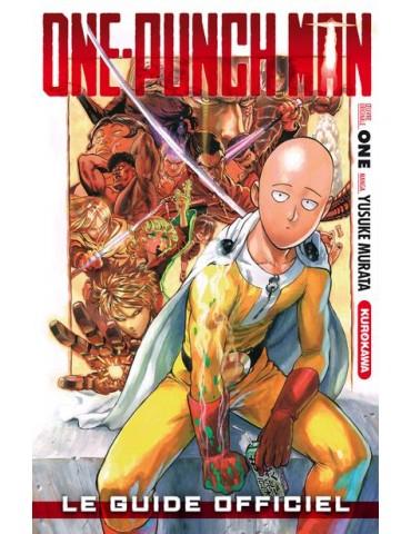 One Punch Man - Le Guide Officiel
