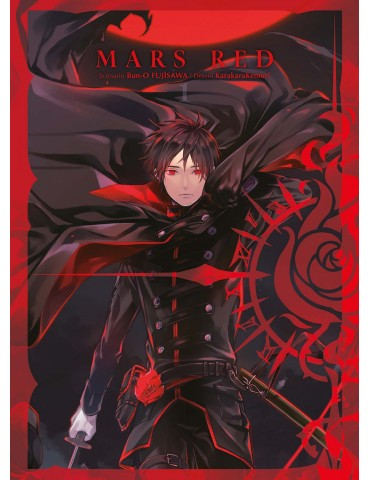 Mars Red - Tome 01