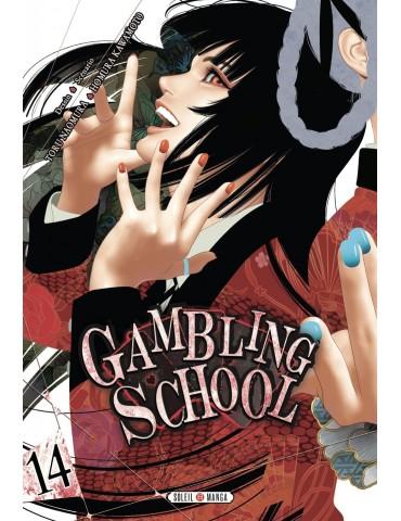 Gambling School - Tome 14