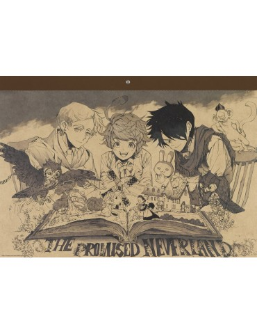 Calendrier 2022 - Promised Neverland