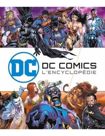 Dc Comics Encyclopedie
