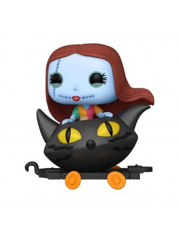 L´étrange Noël de Mr. Jack POP! Disney Train Cart Vinyl figurine Sally in Cat