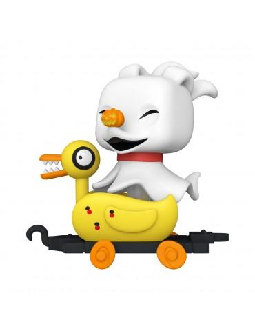 L´étrange Noël de Mr. Jack POP! Disney Train Cart Vinyl figurine Zero in Duck