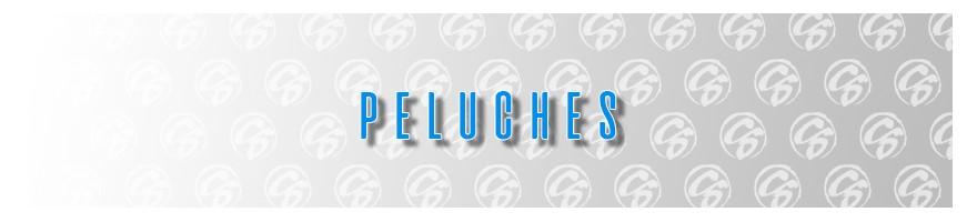PELUCHES